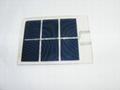 transparent PET solar panel
