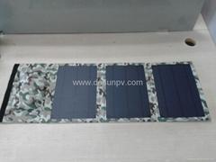 太阳能折叠包