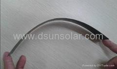 ultrathin solar panel