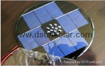 solar panel for lawn lamp kits 1