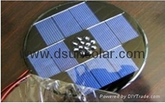 solar panel for lawn lamp kits