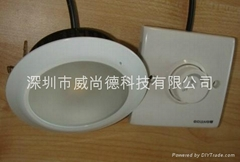 面光源5W筒燈2011新款筒燈
