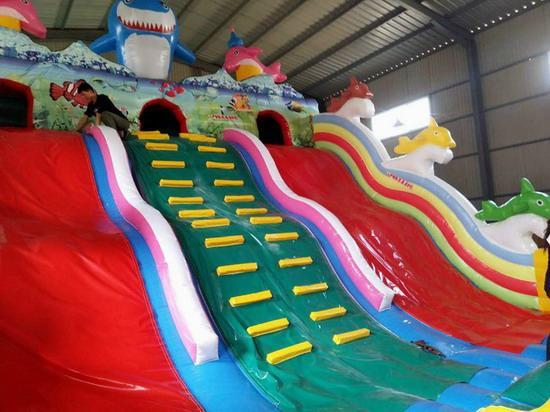 海洋世界大滑梯 2
