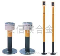钢制防盗防雨电流电位桩