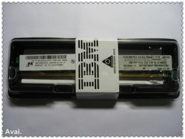 44T1488 44T1498 4GB 1333MHz DDR3 PC3-10600 ECC DDR3 SDRAM 3