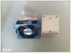ML350G6 hestsink and fan 511774-001 508110-001