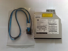 481043-B21 DL380G6 380G7 Slim 12.7mm SATA DVD-ROM Optical Drive