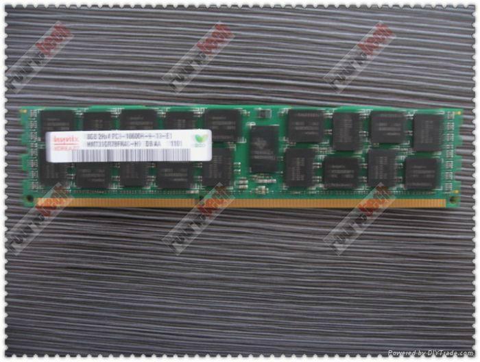 HMT31GR7BFR4C-H9 Hynix 8GB Single Stick DDR3-1333 2Rx4 ECC Registered
