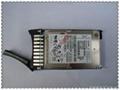 """42D0637 42D0612 90Y8877 49Y6173 300GB 10K 6Gbps SAS 2.5"""" SFF Slim-HS HDD"""