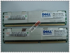 A2146192 8GB (2x 4GB) PC2-5300 240-PIN FBDIMM RAM module kit