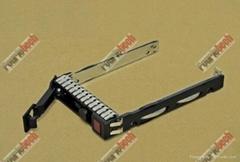 "651687-001 651699-001 2.5"" Hot-Swap SAS/SATA Hard Disk Drive Caddy for G8 Sever"