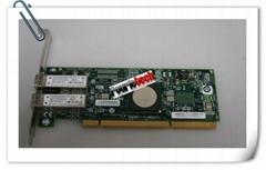 SUN LP11002-S SG-XPCI2FC-EM4-Z 375-3399 4GB 2-Port Fibre PCI-X Short Braket HBA