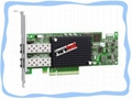 LPE16002 LPE16002B-M8 Fibre Channel 16Gb/s PCIe-3.0 Dual-Port Host Bus Adapter