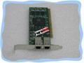 QLA4052C QLogic  Dual Port/ QLA4050C Single-Port 1Gbps iSCSI to PCI-X Adapter