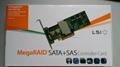 9261 8I LSI00212 8Port Int 6Gb s SAS PCIe 2.0 8X HBA New retail