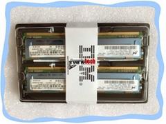 46C7577 46C7576 16GB 2x8GB PC2-5300 2Rx4 CL5 ECC DDR2 SDRAM FBDIMM