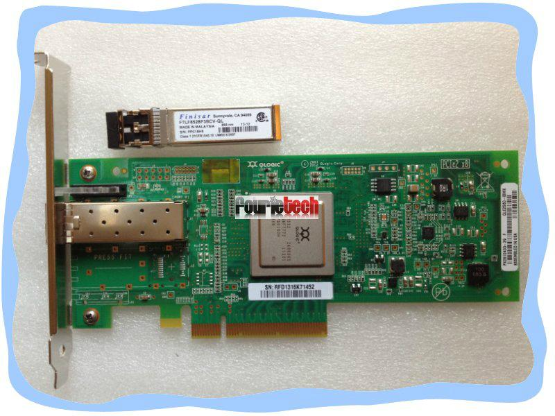 42D0501 42D0503 42D0507 QLogic QLE2560 8Gb FC Single-port HBA for IBM System x
