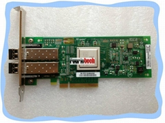 QLE2562 QLE2562-CK QLE2562-DELL QLogic 8GB Fibre Channel PCI-E Host Bus Adapter