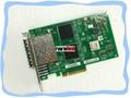 Dell 45GPC Qlogic QLE2564 PX4810402-01 4-QUAD Port PCIe 8Gb HBA Original