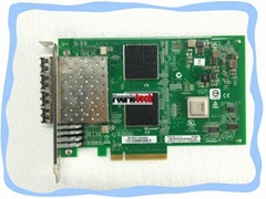 Dell 45GPC Qlogic QLE2564 PX4810402-01 4-QUAD Port PCIe 8Gb HBA Original