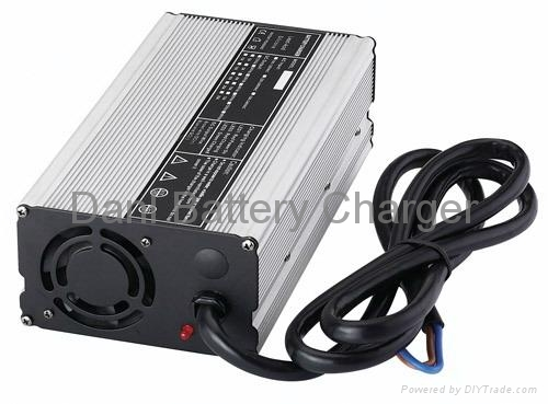 60 Volts 5 Amps Lead-acid Battery Charger 1