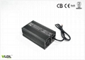36V12A LiFePO4 Smart Battery Charger