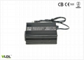 56V 2A Lawn Mower Li Battery Charger 3