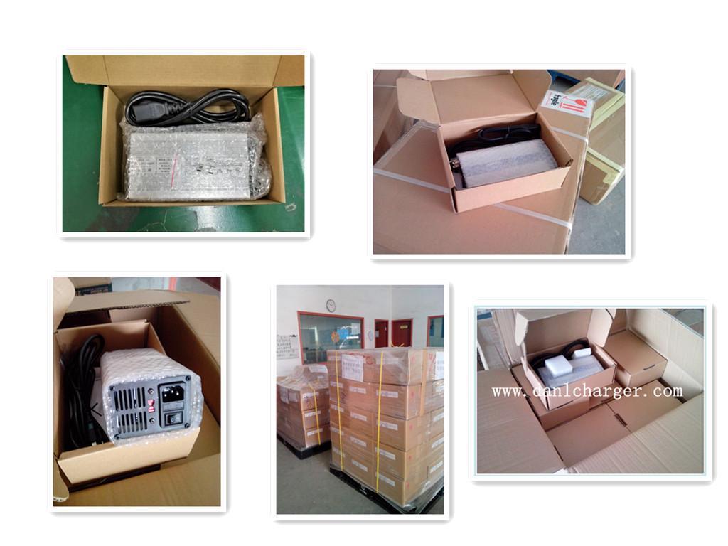 12V 10A Lead-acid Battery Charger 5