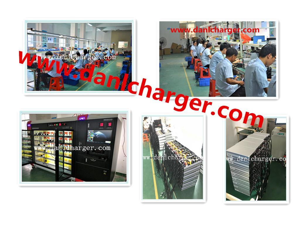 12V 10A Lead-acid Battery Charger 6