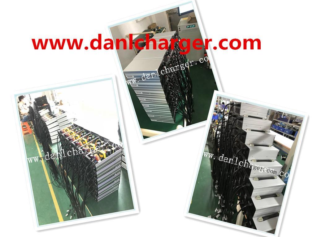 60V8A Lead-acid Battery Charger 6
