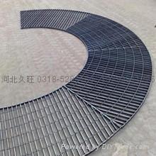 热镀锌钢格栅板平台