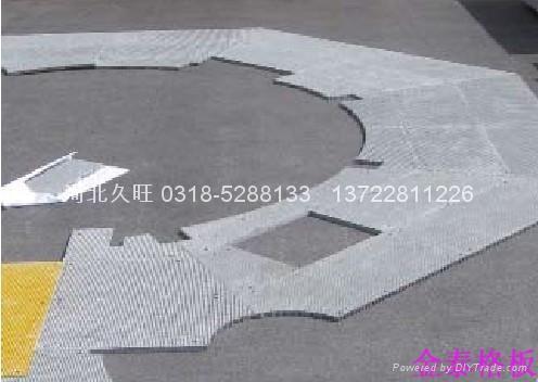 热镀锌钢格栅板平台 4