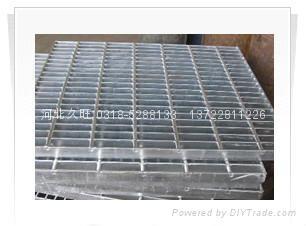 热镀锌钢格栅板平台 5