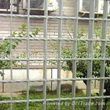热镀锌格栅板防护栏 3