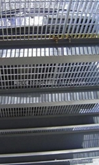 热镀锌格栅板停车场
