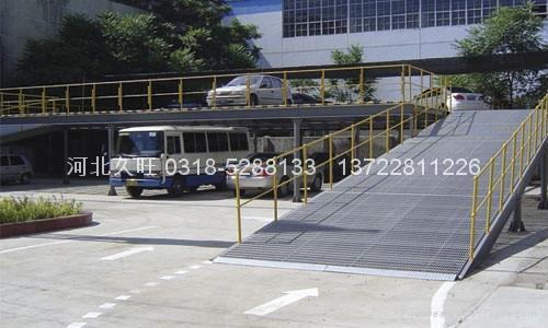 热镀锌格栅板停车场 3