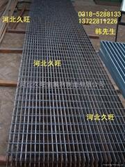 机器压焊钢格板热熔钢格栅板