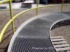 架空型热镀锌钢格栅板