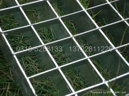 热镀锌钢格栅板 1
