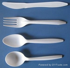 PP disposable Cutlery