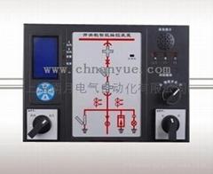 開關櫃智能操控裝置De觸頭測溫電纜測溫功能