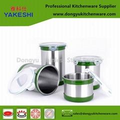 promotion gift canister set