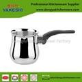 export stainless steel milk pot coffee