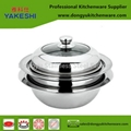 multi-functional stainless steel steamer pot  and soup pot