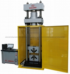 Servo-hydraulic Universal Testing Machine (Chains)