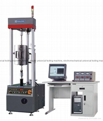 Creep & Stress Rupture Testing Machine