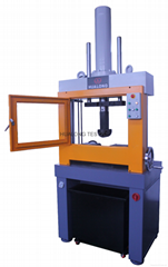 Cold bend testing machine