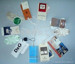 吊牌、衣服标签、纸商标