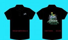 珠海广告衫生产