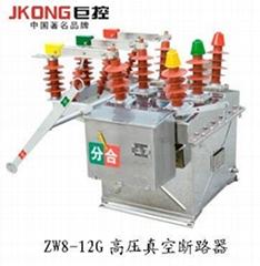 推荐ZW8-12柱上真空断路器